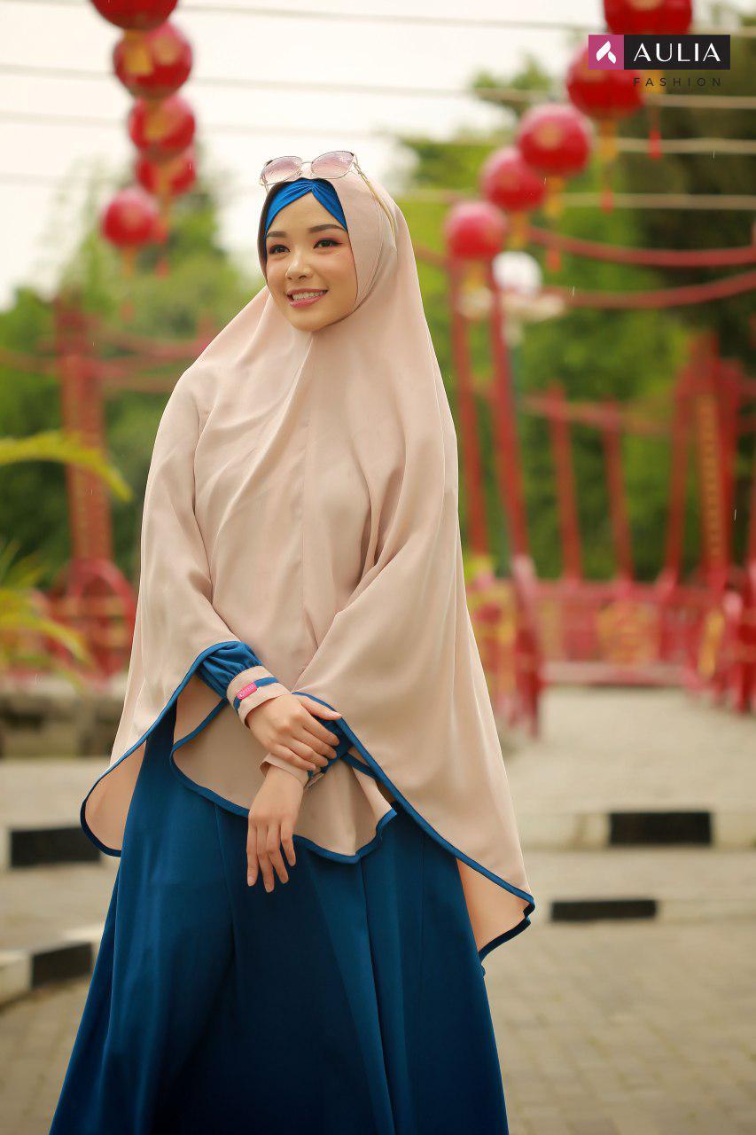 Potensi Bisnis Reseller Baju Gamis Modern Aulia Fashion