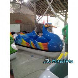 Supplier Perahu Bebek Fiberglass Wahana Air